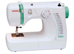 A picture of a Janome 3128 Sewing Machine