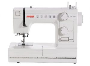 A picture of the Janome HD1000 Sewing Machine