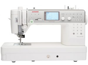 A Pictures of a Janome 6700P Sewing Machine